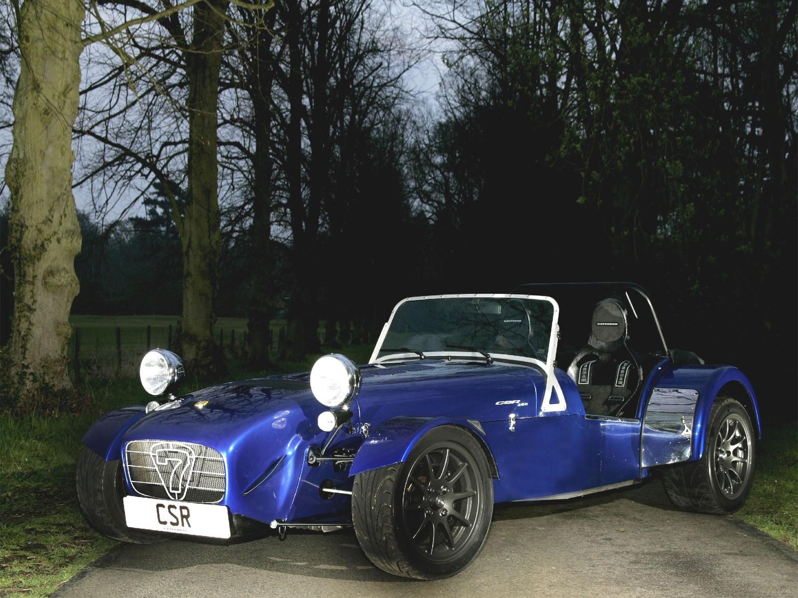 2005 Caterham_Seven CSR 260