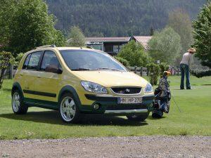 2006 Hyundai Getz Cross