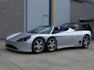 2006 Covini C6W Spider