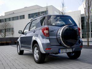 2006 Daihatsu Terios
