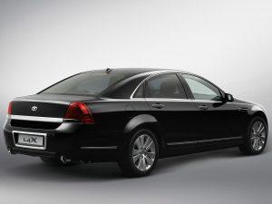 2007 Daewoo l4x