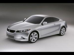 2007 Honda Accord Coupe Concept