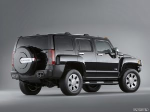 2007 Hummer H3X RS