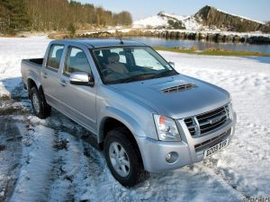 2008 Isuzu Rodeo Denver