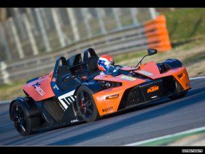 Ktm Xbow Racing 2008