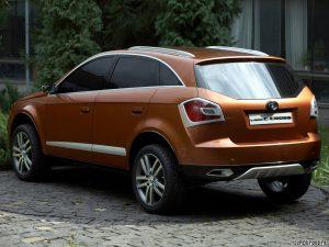 2008 Lada C-Cross Concept