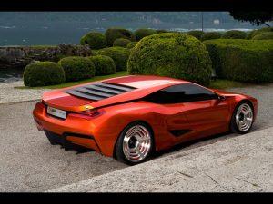 Bmw M1 Homage Concept 2008