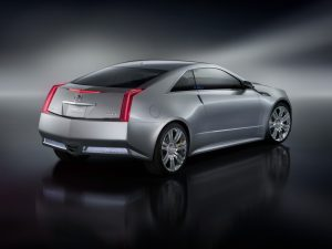 Cadillac CTS Coupe Concept 2008