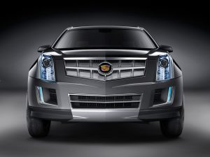 Cadillac Provoq Concept 2008
