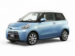 2009 Daihatsu E S Concept