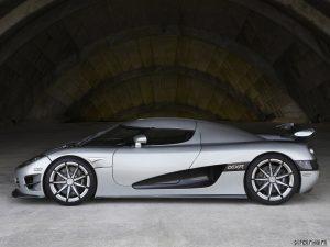 2009 Koenigsegg CCXR Trevita