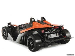 Ktm Xbow GT4 2009