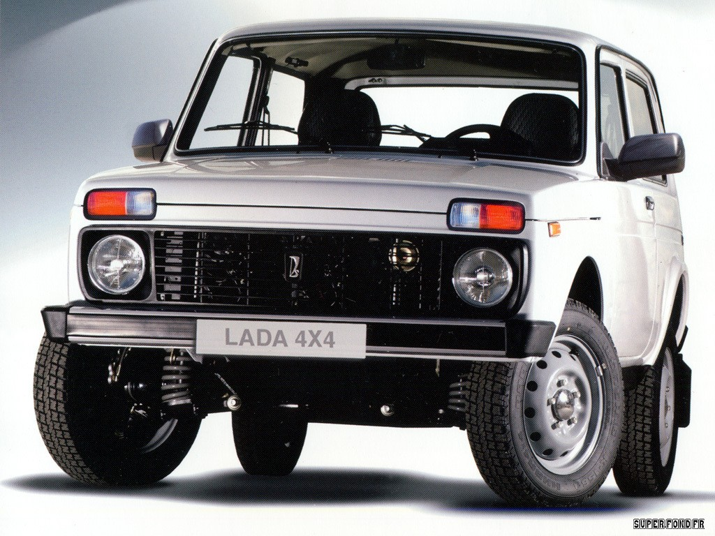 2009 Lada Niva 4x4