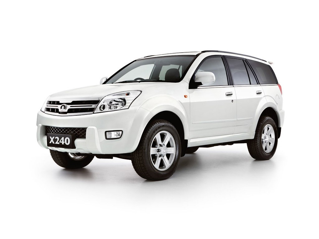 2010 Great Wall X240