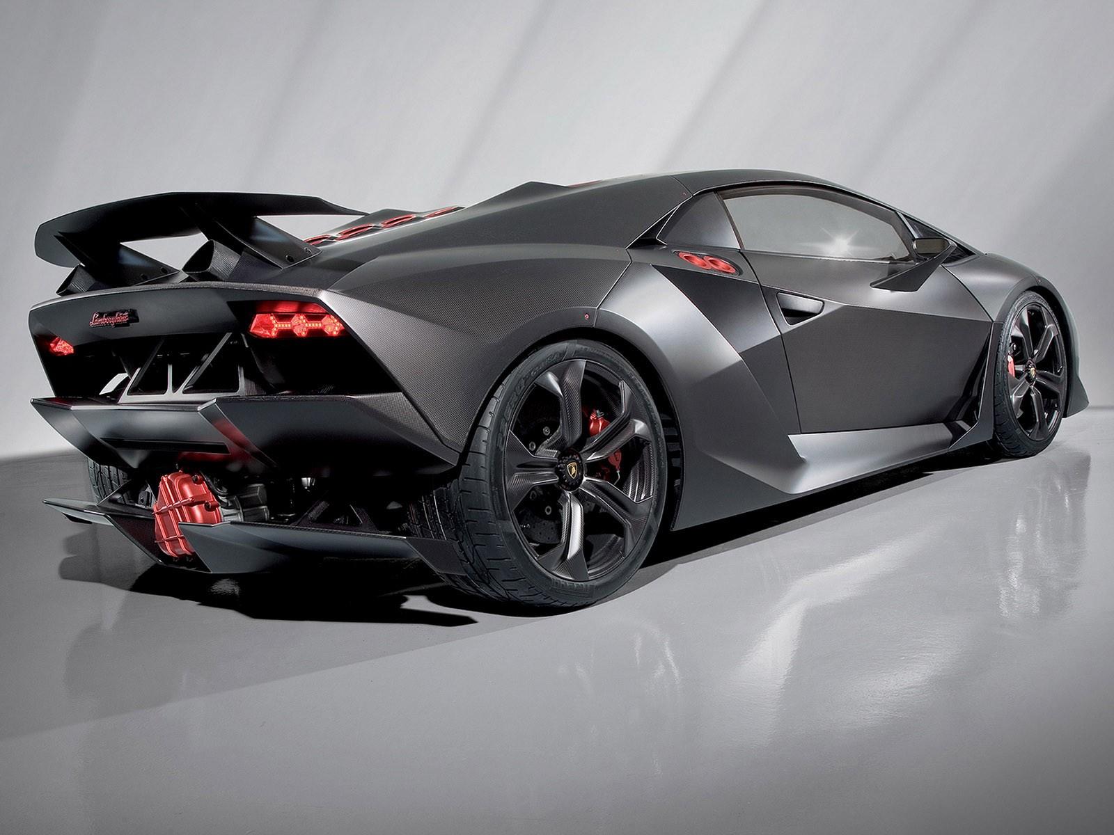 Lamborghini Sesto Elemento Concept 2010