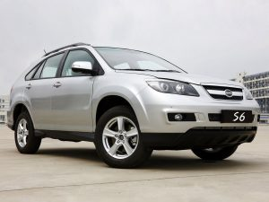2010 Byd Auto S6