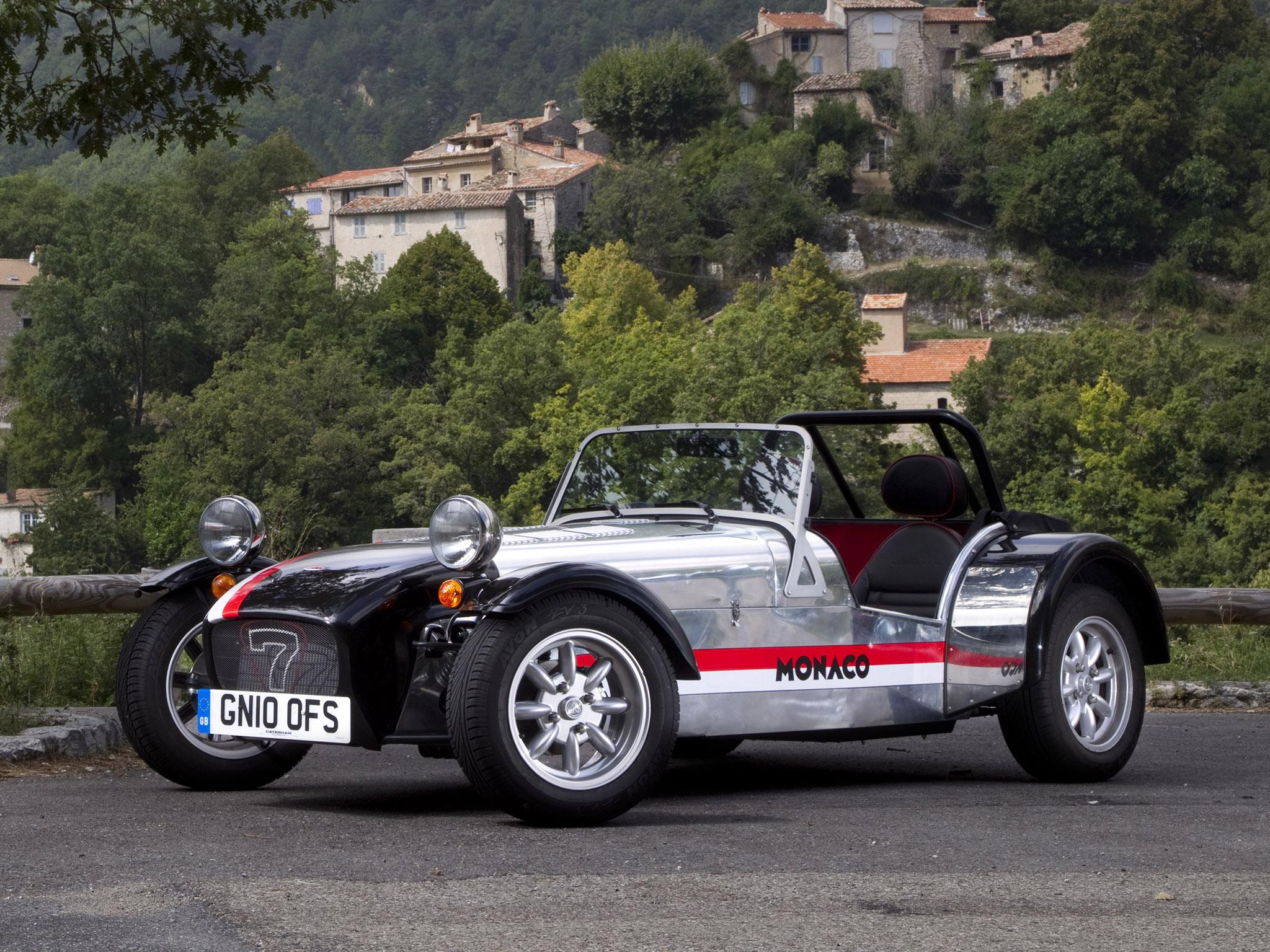 2010 Caterham_Seven Road Sport 125 Monaco Limited Edition
