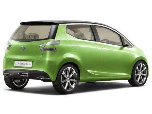 2011 Daihatsu A Concept