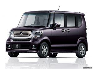 2011 Honda N-Box Custom G Turbo