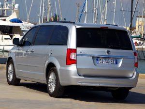 2011 Lancia Grand Voyager
