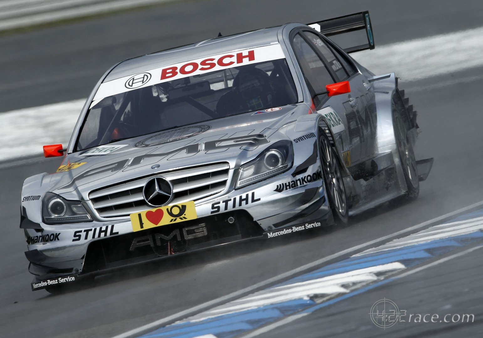 2011 DTM - Mercedes - Jamie Green