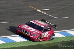 2011 DTM - Mercedes - Susie Wolff