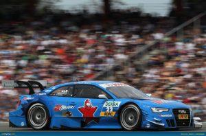 2012 DTM Hockenheim - Audi- Albuquerque