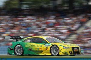 2012 DTM Hockenheim - Audi- Rockenfeller