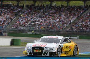 2012 DTM Hockenheim - Audi- Scheider