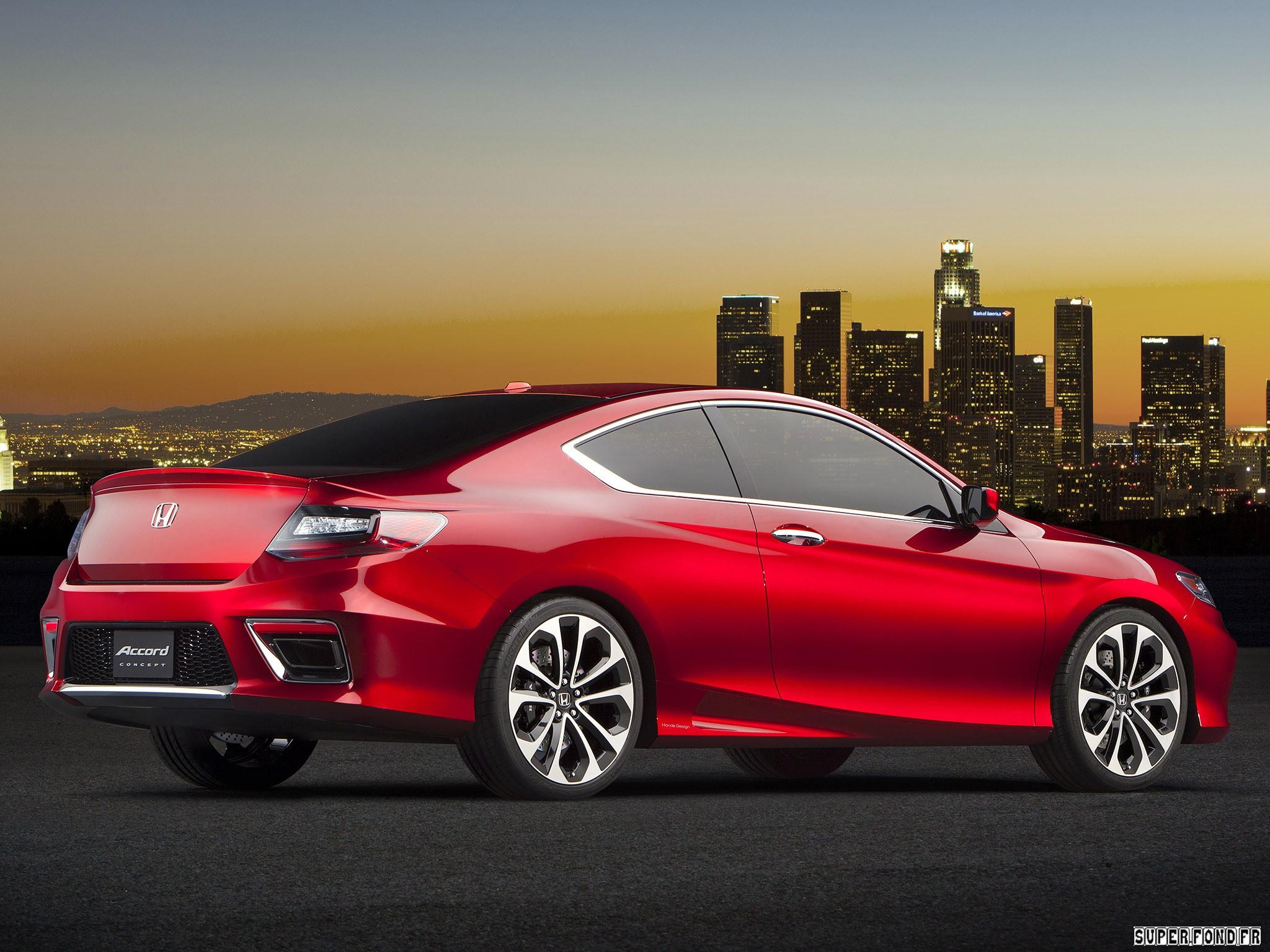 2012 Honda Accord Coupe Concept