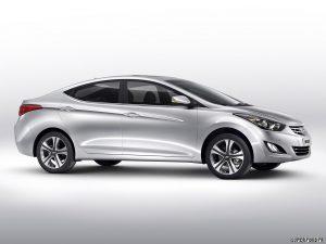 2012 Hyundai Elantra Langdong