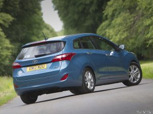 2012 Hyundai i30 Wagon UK