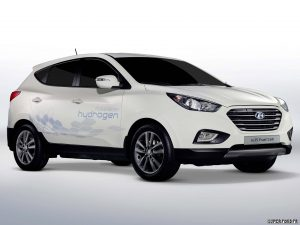 2012 Hyundai IX35 Fuel-cell