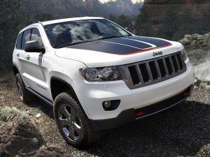 2012 Jeep Grand Cherokee Trailhawk