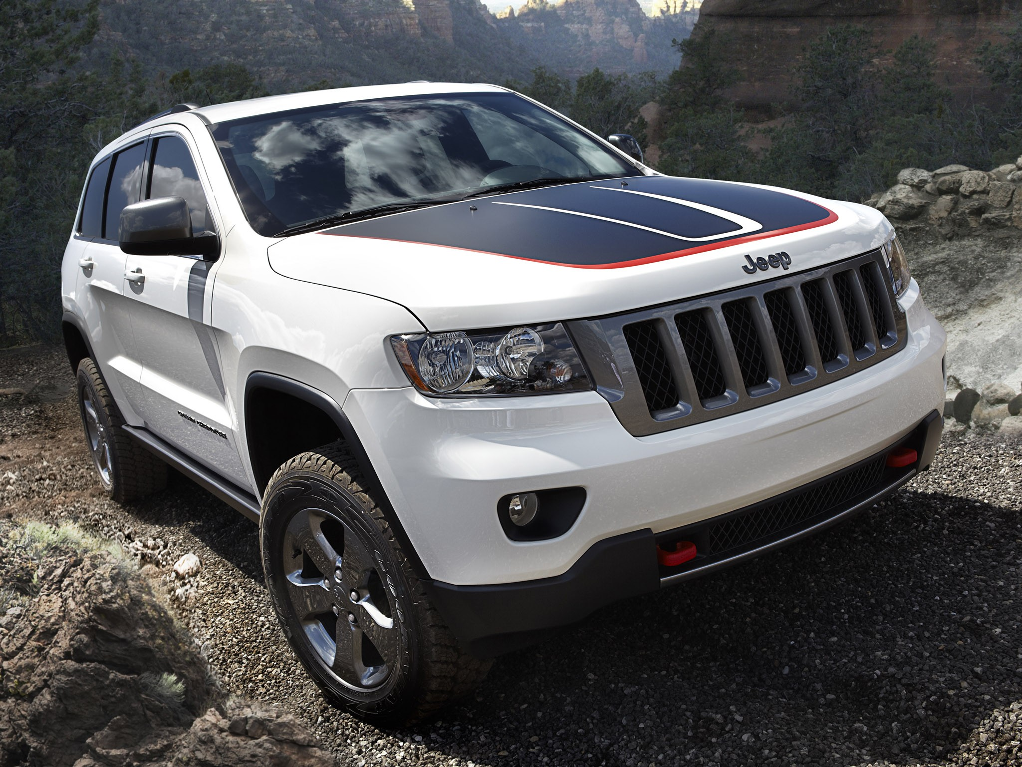 2012 Jeep Grand Cherokee Trailhawk