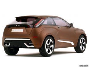 2012 Lada Xray Concept