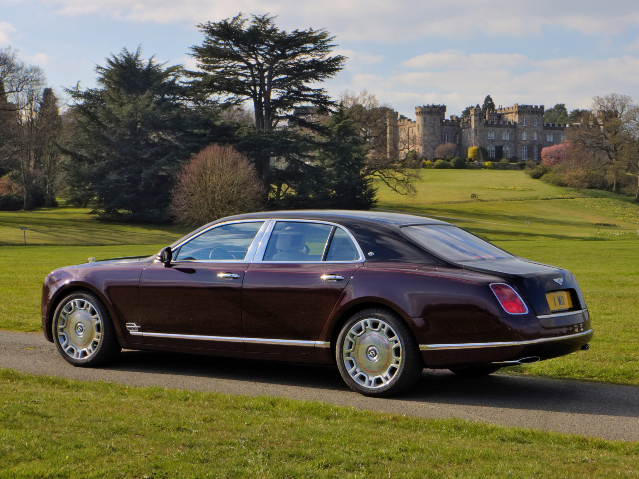 2012 Bentley Mulsanne Diamond Jubilee