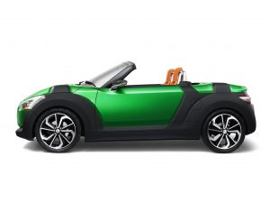 2013 Daihatsu kopen Xmz concept