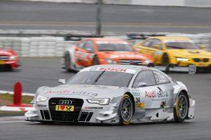 2013 DTM Nurburgring - Audi - Adrien Tambay