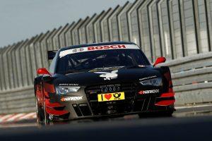 2013 DTM Nurburgring - Audi - Edoardo Mortara