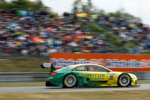 2013 DTM Nurburgring - Audi - Mike Rockenfeller