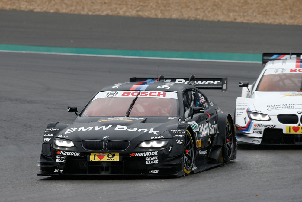 2013 DTM Nurburgring - BMW - Bruno Spengler