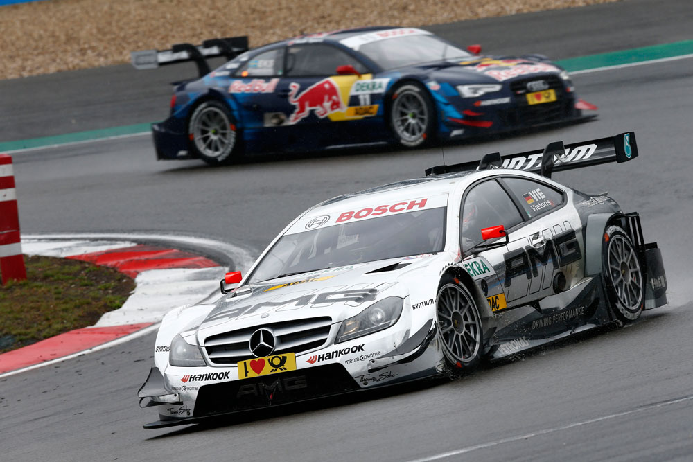 2013 DTM Nurburgring - Mercedes AMG - Christian Vietoris