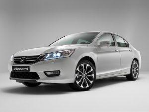 2013 Honda Accord Sedan Russia