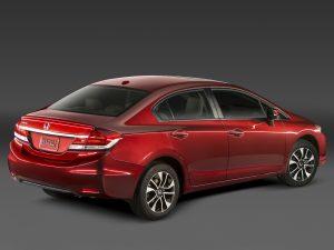 2013 Honda Civic EX-L USA