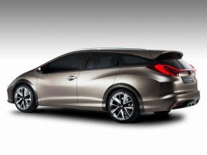 2013 Honda Civic Tourer Concept