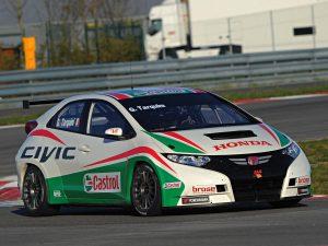 2013 Honda Civic WTCC