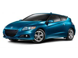 2013 Honda CRZ USA