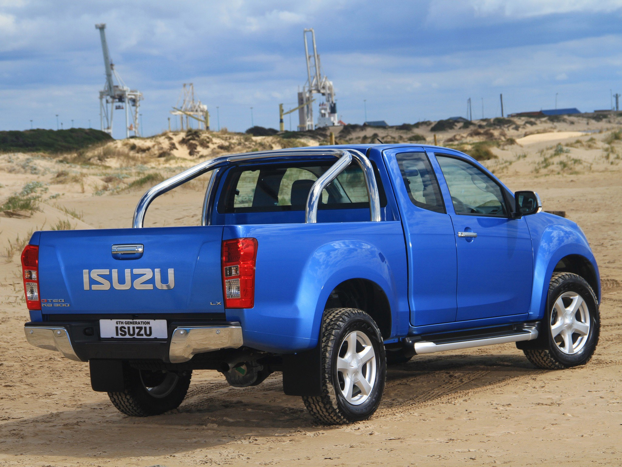 2013 Isuzu KB 300 Extended Cab