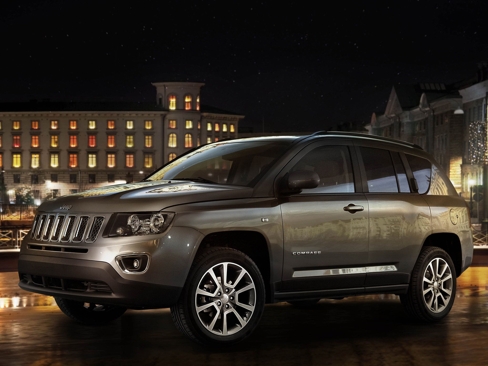 2013 Jeep Compass Europe